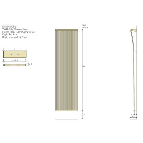 Дизайн-радиатор BREM Form-Up