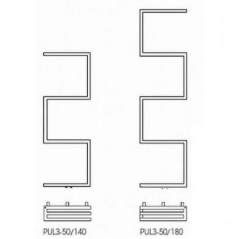 Дизайн-радиатор Instal Projekt Puls