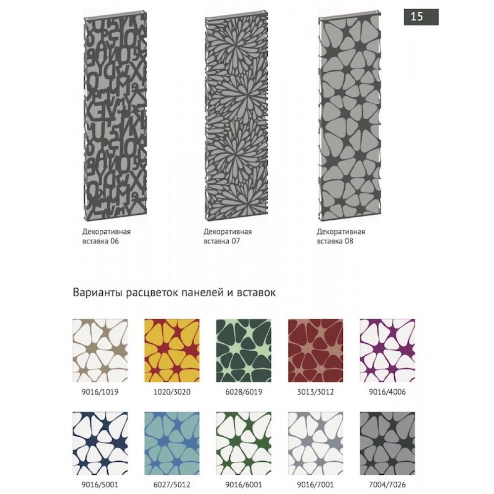 Дизайн-радиатор Varmann Solido / Solido Glass