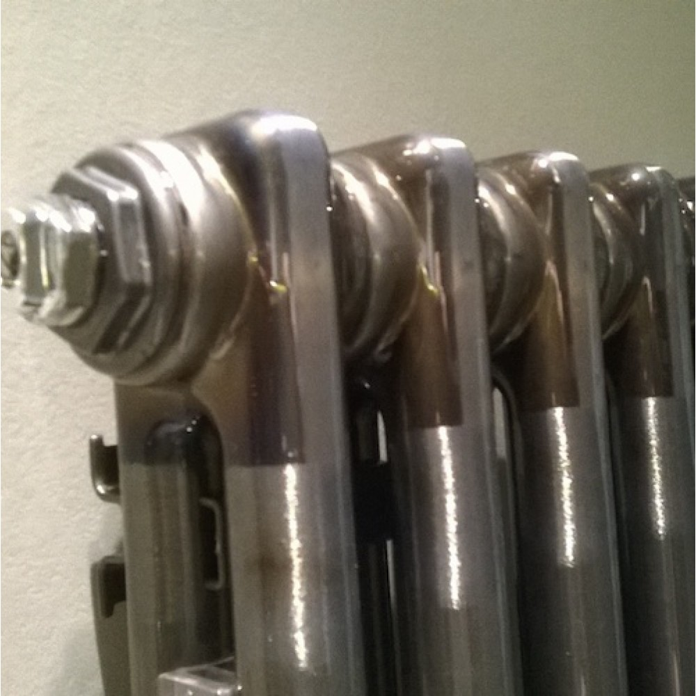 Стальной трубчатый радиатор  Zehnder Charleston 3057, боковое подключение, Technoline