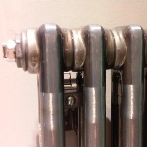 Стальной трубчатый радиатор Zehnder Charleston 2180 Completto ( №69 ТВВ) Technoline