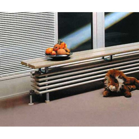 Радиатор-скамейка Zehnder Bank-Radiator