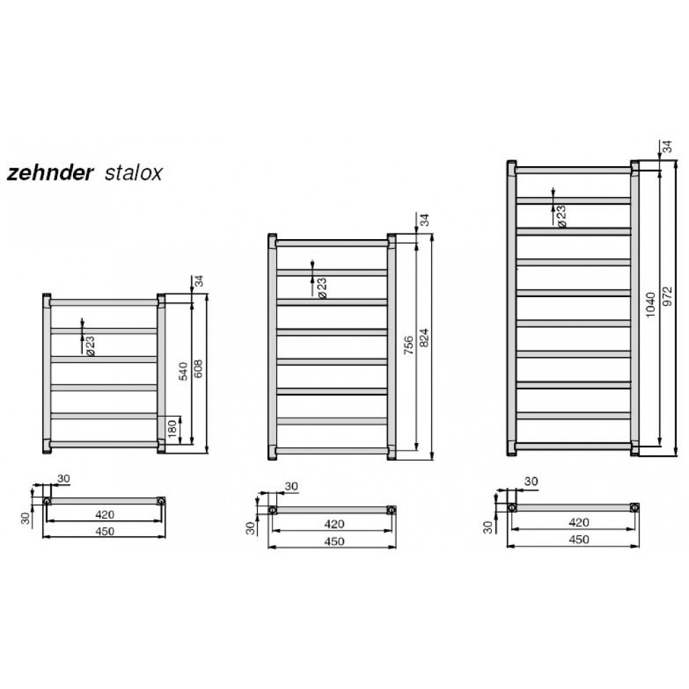 Zehnder Stalox